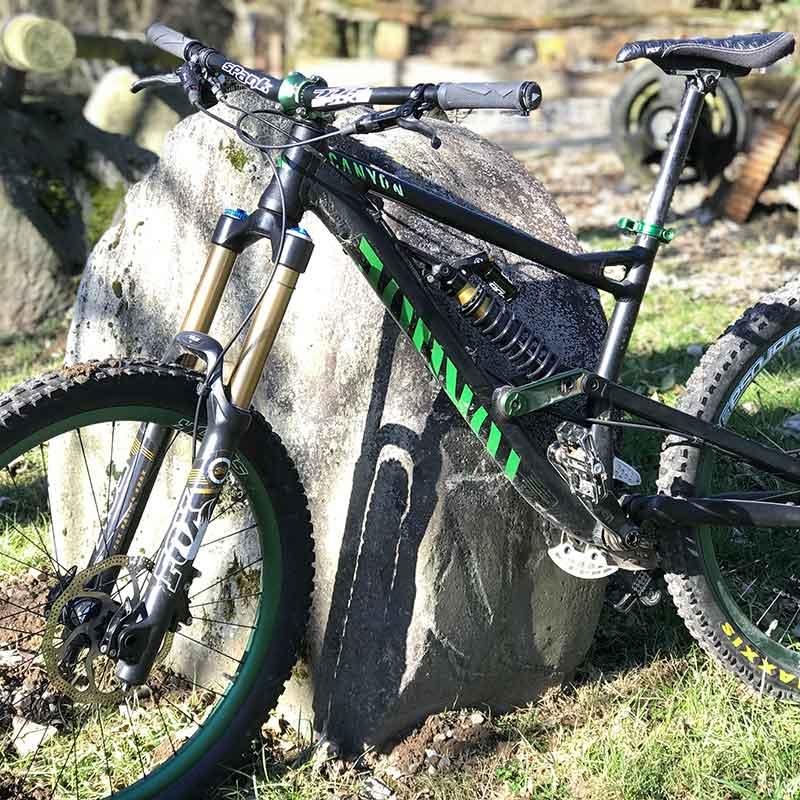 Biker- und Radtouren durch den Westerwald