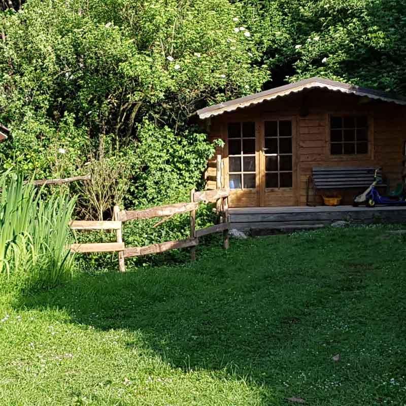 Ferienwohnung in der Mausmühle im Westerwald