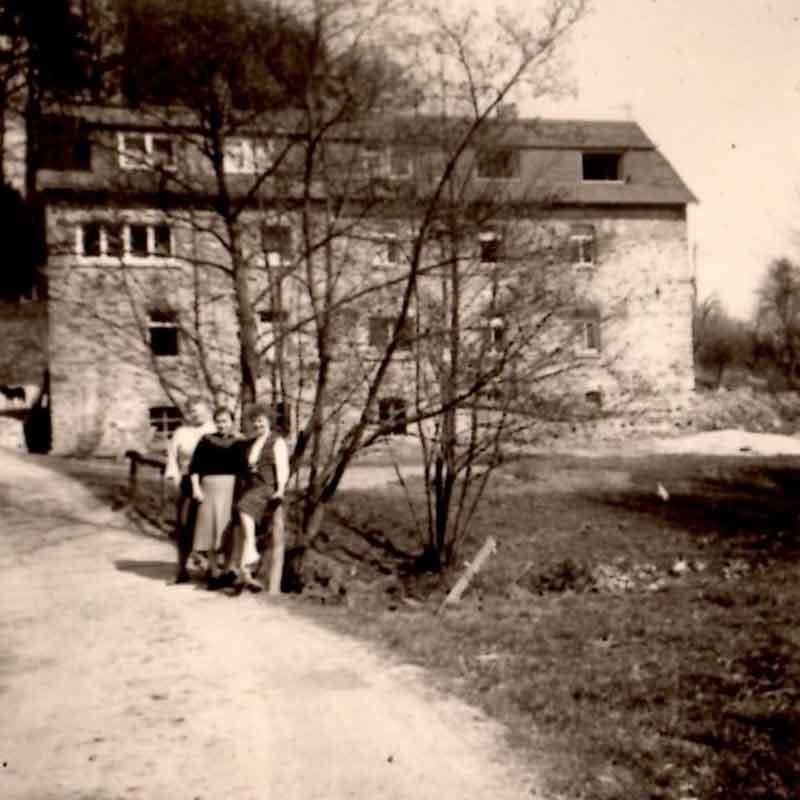 Geschichte der Mausmühle im Westerwald