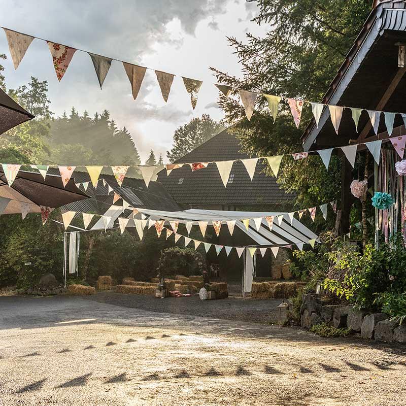 Übernachten in der Pension Mausmühle im Westerwald
